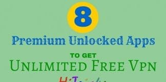 8 Premium Android Apps to Get Unlimited VPN for FREE