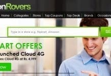 CouponRovers: Save Money While Shopping Online
