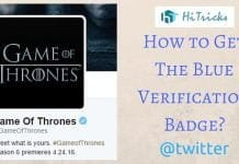 Step by Step Tutorial: How to get Blue Verified Badge on Twitter?