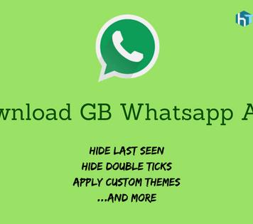 Download GB Whatsapp apk: How to use Dual Whatsapp?