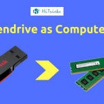 Trick to Increase Computer RAM Memory using Pen Drive