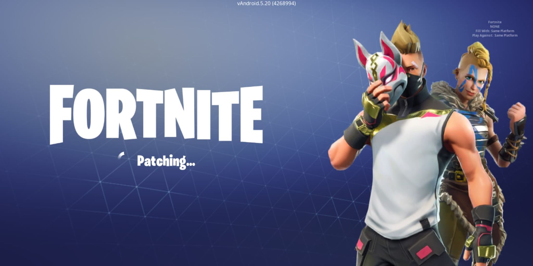 Download Fortnite Battle Royale Mod Apk for all Android