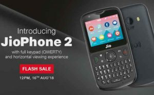 Jio Phone 2 Sale