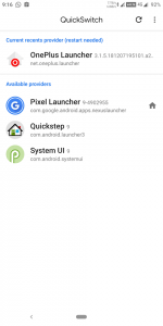 [GUIDE] [ROOT] How to get OnePlus Launcher on Android Pie?