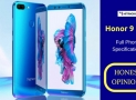 Honor 9 Lite Full Phone Specifications & Honest Opinions