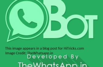 Activate Whatsapp Bot: Auto-Reply Virtual Assistant Robot with Free Services
