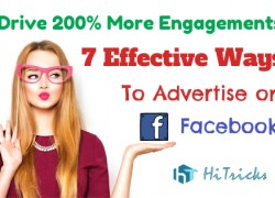 7 effective ways to advertise on Facebook
