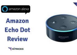 Amazon Echo Dot with Alexa Review