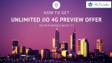 How to Get Reliance Jio Welcome Offer on your Android Device?