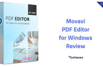 Movavi PDF Editor for Windows Review