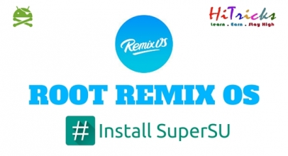 [Guide] How to Root Remix OS & Install SuperSU? EFI/Legacy