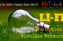 What is Li-Fi Internet? Advantages, Disadvantages, LiFi vs WiFi