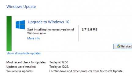 Free Download & Update Windows 7/8.1 to Windows 10 Manually